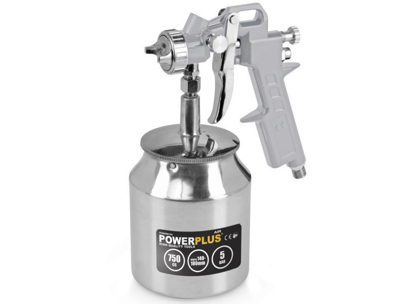 Powerplus Air POWAIR0106 verfspuit 750cc
