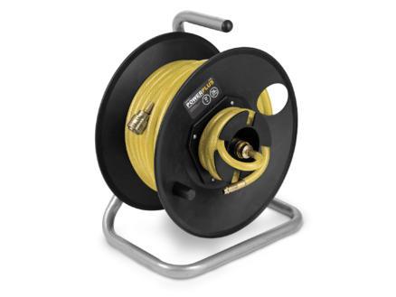 Powerplus Air POWAIR0210 enrouleur tuyau pneumatique 20m