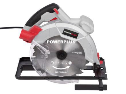 Powerplus POWC2030 cirkelzaag 1200W 185mm