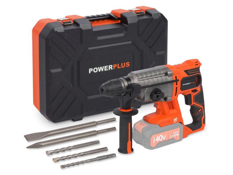 Powerplus Dual Power POWDP1570 accu boorhamer 40V zonder accu