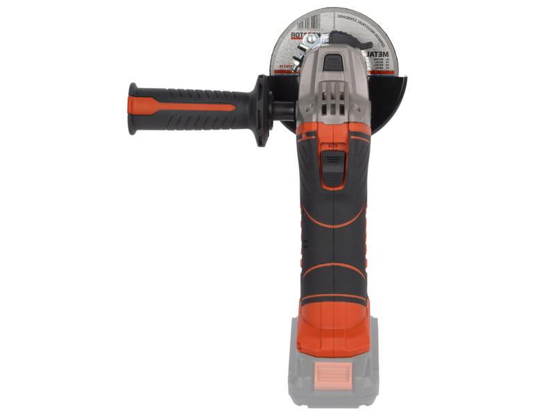 Powerplus Dual Power POWDP3510 meuleuse d'angle 20V Li-Ion 115mm sans batterie