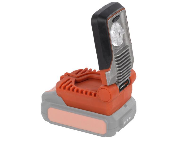 Powerplus Dual Power POWDP8010 ledlamp 20V Li-ion 5W zonder accu