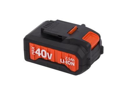 Powerplus Dual Power POWDP9036 batterie 40V Li-Ion 2,5Ah