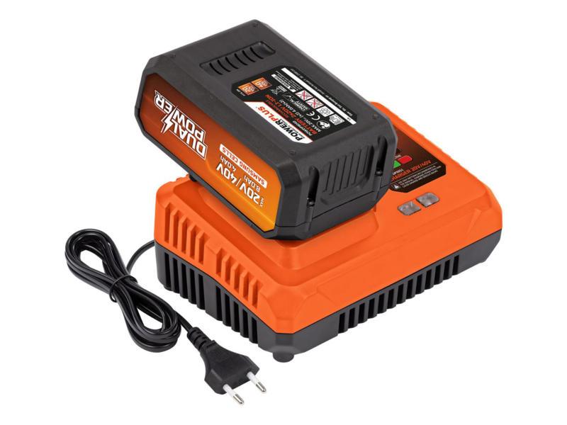 Powerplus Dual Power POWDP9040 accu 40V Li-Ion 4.0Ah