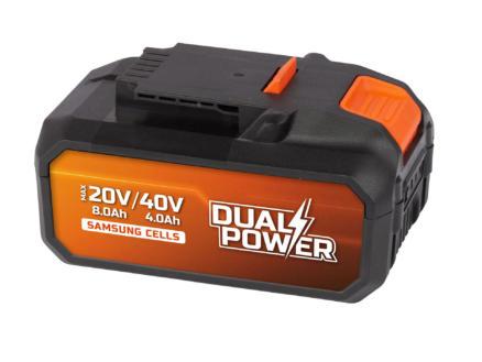 Powerplus Dual Power POWDP9040 batterie 40V Li-Ion 4.0Ah