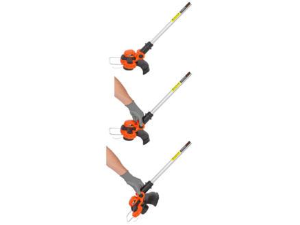 Powerplus Dual Power POWDPG75420 accu trimmer 20V Li-Ion 25cm + lader