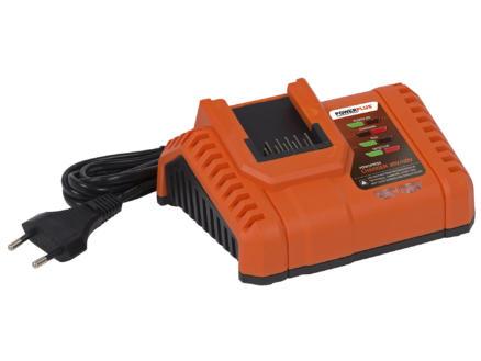 Powerplus Dual Power POWDPG7567 tondeuse sans fil 40V Li-Ion 40cm