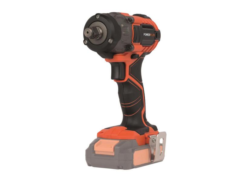 Powerplus Dual Power POWDPSET11 clé à choc 20V Li-Ion avec batterie + chargeur