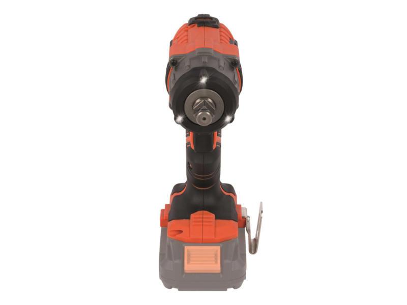 Powerplus Dual Power POWDPSET11 slagmoersleutel 20V Li-Ion met accu + lader