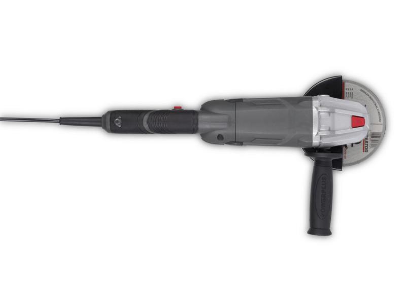 Powerplus POWE20020 meuleuse d'angle 900W 125mm
