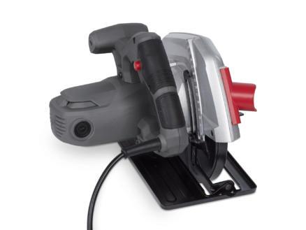 Powerplus EG POWE30050 cirkelzaag 1200W 185mm