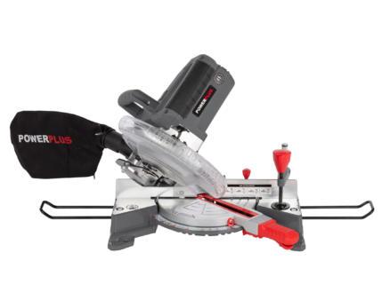 Powerplus POWE50002 scie à onglet 1650W 210mm