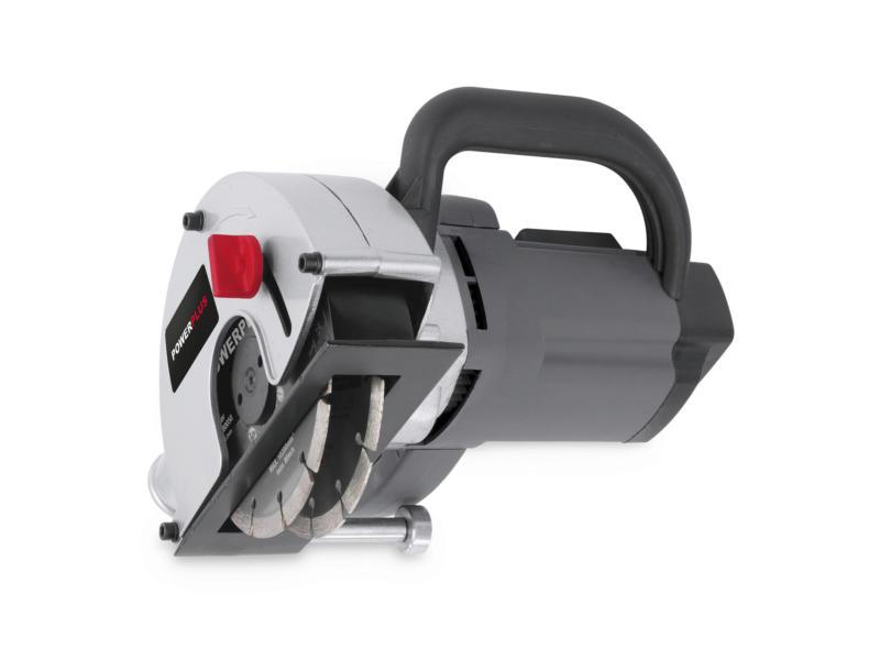 Powerplus POWE80050 rainureuse à maçonnerie 1700W 40mm
