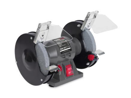 Powerplus POWE80080  touret 150W 150mm