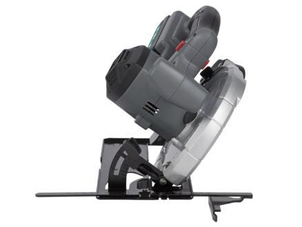 Powerplus POWEB2520 accu cirkelzaag 18V Li-Ion 165mm zonder accu