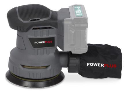 Powerplus EG POWEB4010 roterende schuurmachine 18V Li-Ion zonder accu
