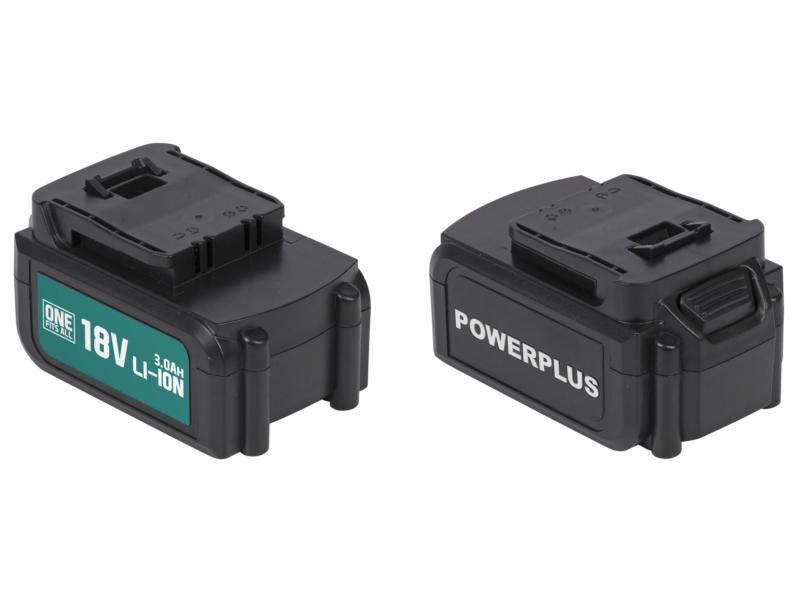 Powerplus POWEB9013 accu 18V Li-Ion 3Ah
