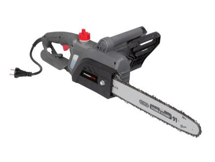 Powerplus POWEG10100 tronçonneuse électrique 2000W 350mm