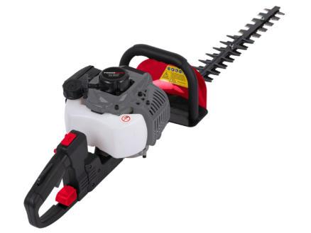 Powerplus POWEG3010 taille-haies thermique 22,5cc 60cm