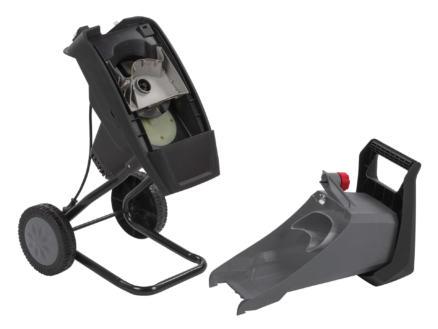 Powerplus POWEG5011 broyeur 2400W