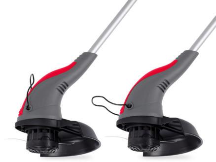 Powerplus EG POWEG6015 elektrische trimmer 300W 25cm