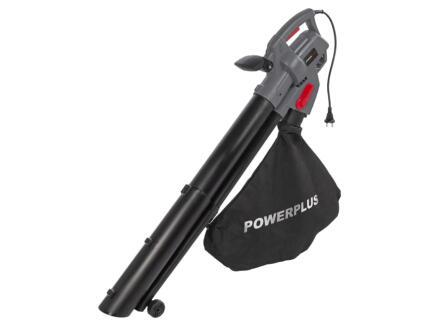 Powerplus POWEG9013 souffleur-aspirateur de feuilles électrique 3300W