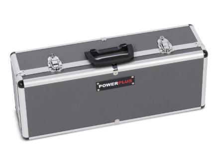 Powerplus POWESET2 meuleuse d'angle 900W 125mm + 5 accessoires