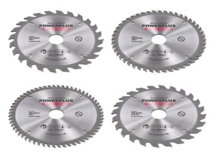 Powerplus POWESET4 cirkelzaag 1200W 185mm