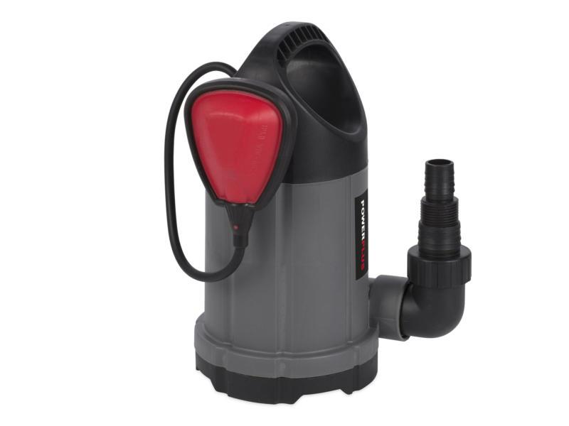 Powerplus POWEW67902 pompe vide-cave 250W eau claire