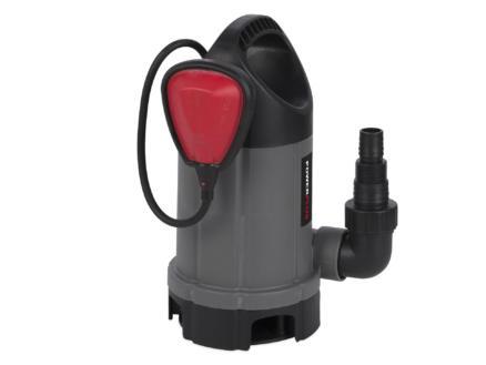 Powerplus POWEW67904 pompe vide-cave 400W eau chargée