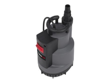 Powerplus POWEW67920 pompe vide-cave 750W eau claire
