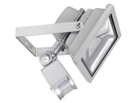 Powerplus POWLI231 LED straler met sensor 20W grijs