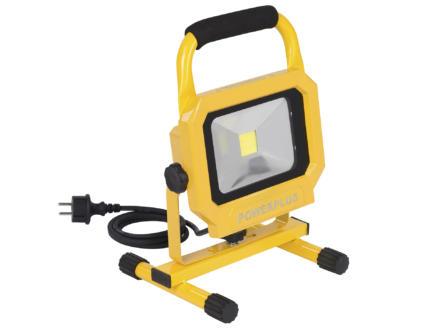 Powerplus POWLI234 projecteur LED portable 20W 1400lm