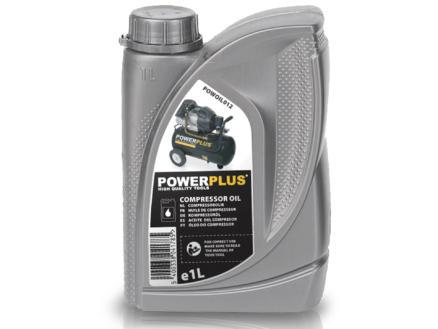 Powerplus POWOIL012 huile de compresseur 1l