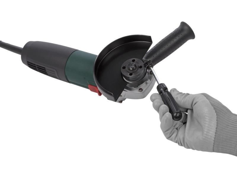 Powerplus Pro Power POWP1020 haakse slijper 850W 125mm
