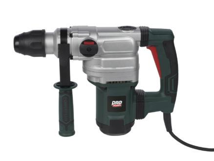 Powerplus Pro Power POWP3030 marteau-perforateur 38mm 1050W