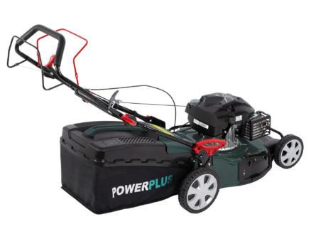 Powerplus Pro Power POWPG10120 benzine grasmaaier zelftrekkend 189cc 56cm
