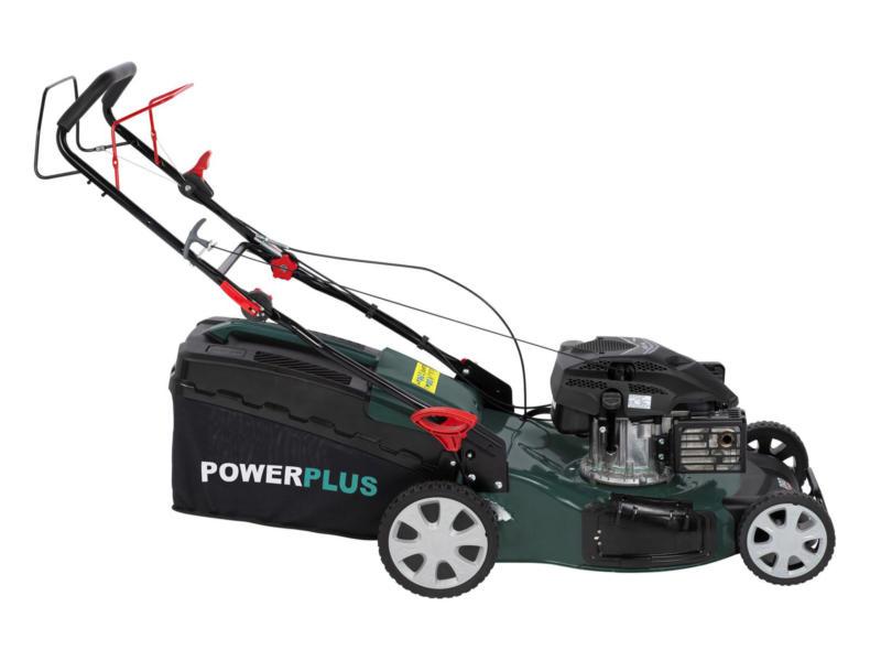 Powerplus Pro Power POWPG10120 tondeuse thermique autotractée 189cc 56cm