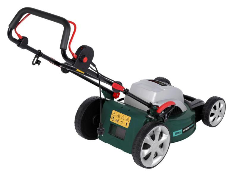 Powerplus Pro Power POWPG10240 elektrische grasmaaier 1800W 46cm