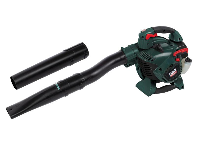 Powerplus Pro Power POWPG60140 benzine bladblazer en -zuiger 27,6cc