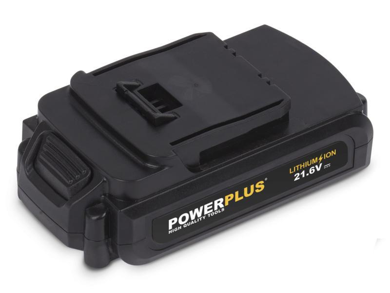 Powerplus POWX0050LI accu klopboormachine 21,6V Li-Ion