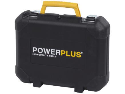 Powerplus POWX0061LI perceuse-visseuse 10,8V Li-Ion avec 3 batteries + coffret