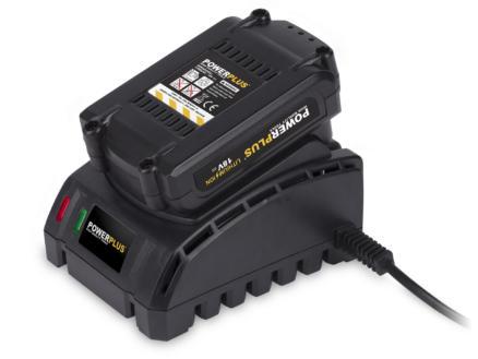Powerplus X Garden POWX0070LI schroefboormachine 18V Li-Ion + accessoires