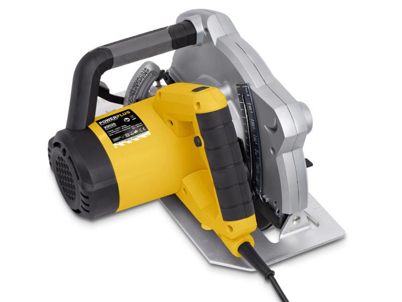 Powerplus POWX0520 scie circulaire 1500W 185mm