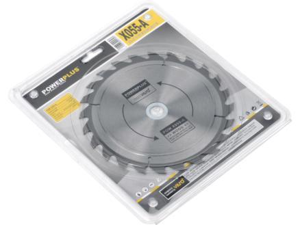 Powerplus X POWX055A lame de scie circulaire 210mm 24D