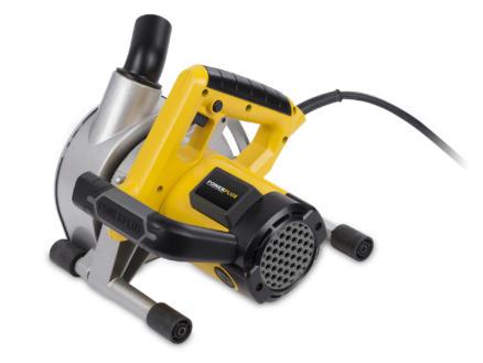 Powerplus X Garden POWX0650 rainureuse à maçonnerie 1800W 45mm
