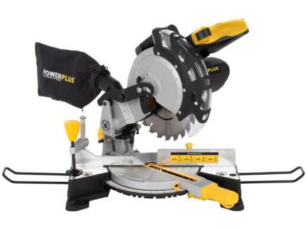 Powerplus POWX07555 verstekzaag 1700W 210mm