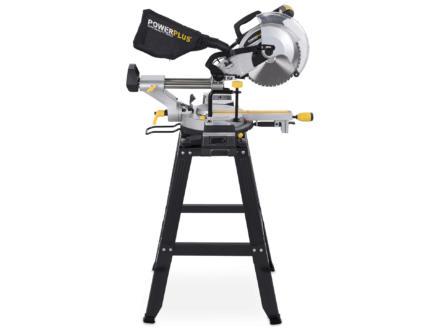 Powerplus POWX07568TX telescopische verstekzaag 2000W 254mm