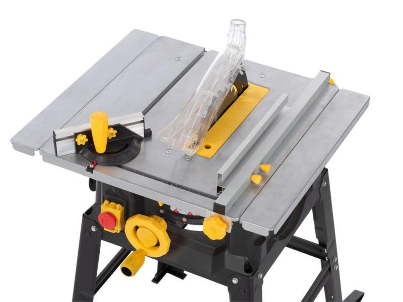 Powerplus POWX07590 scie sur table 1700W 210mm