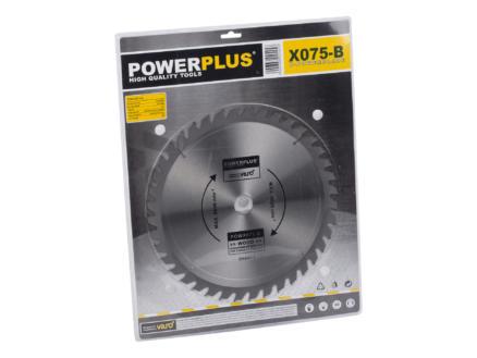 Powerplus X POWX075B lame de scie circulaire 305mm 40D